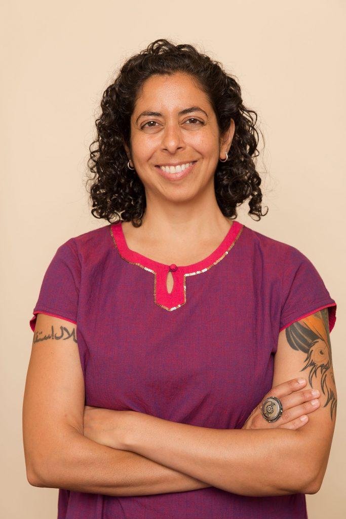 Anuradha Bhagwati